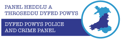 Dyfed Powys Police and Crime Panel Logo